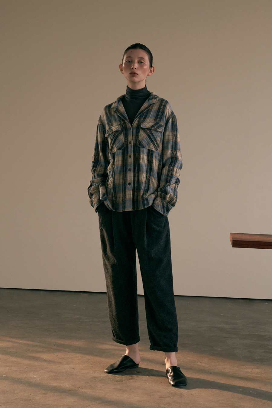 scott pad wool pants [11/6 입고예정]