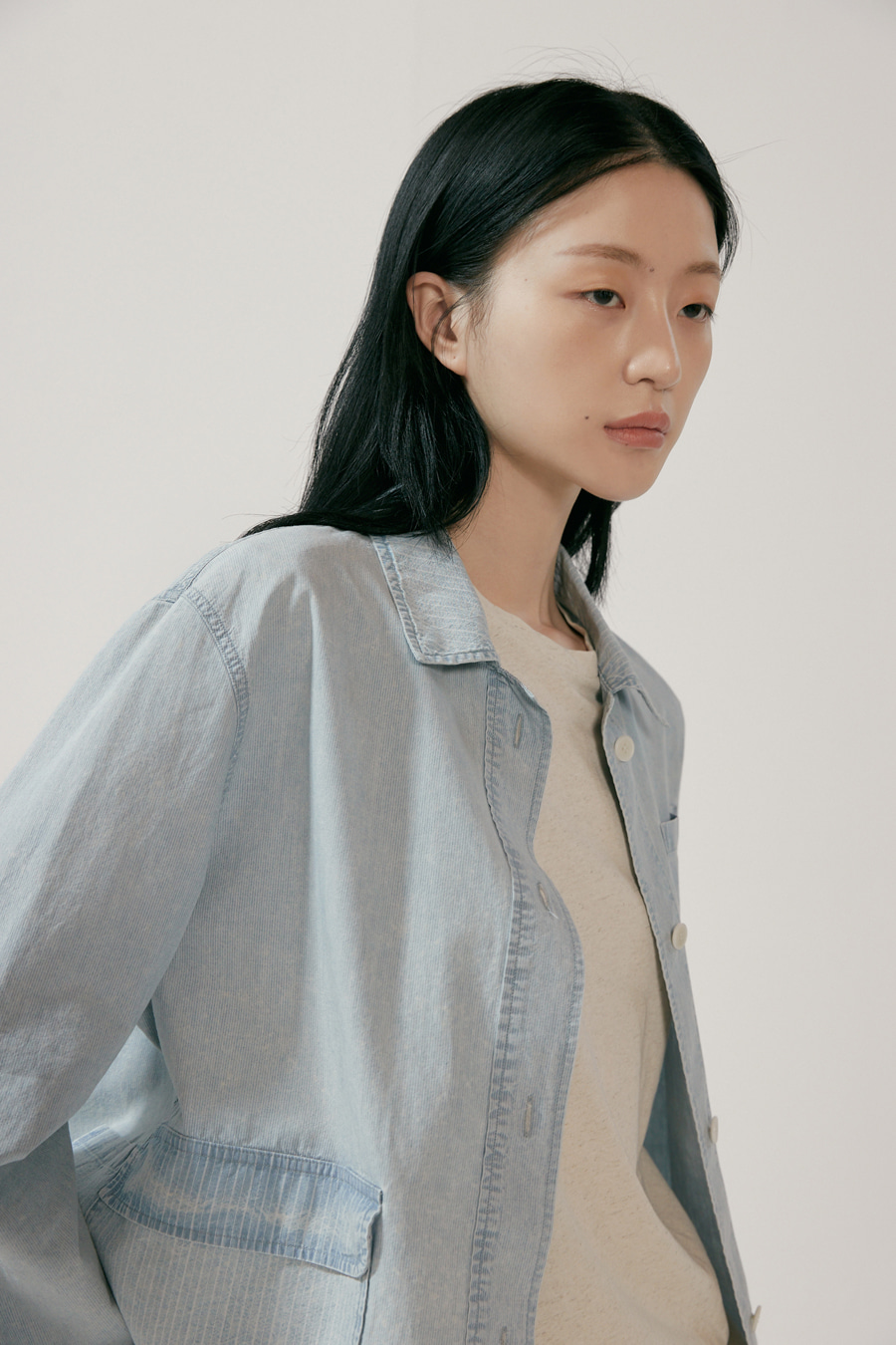 nua denim jacket [5/7 입고예정]