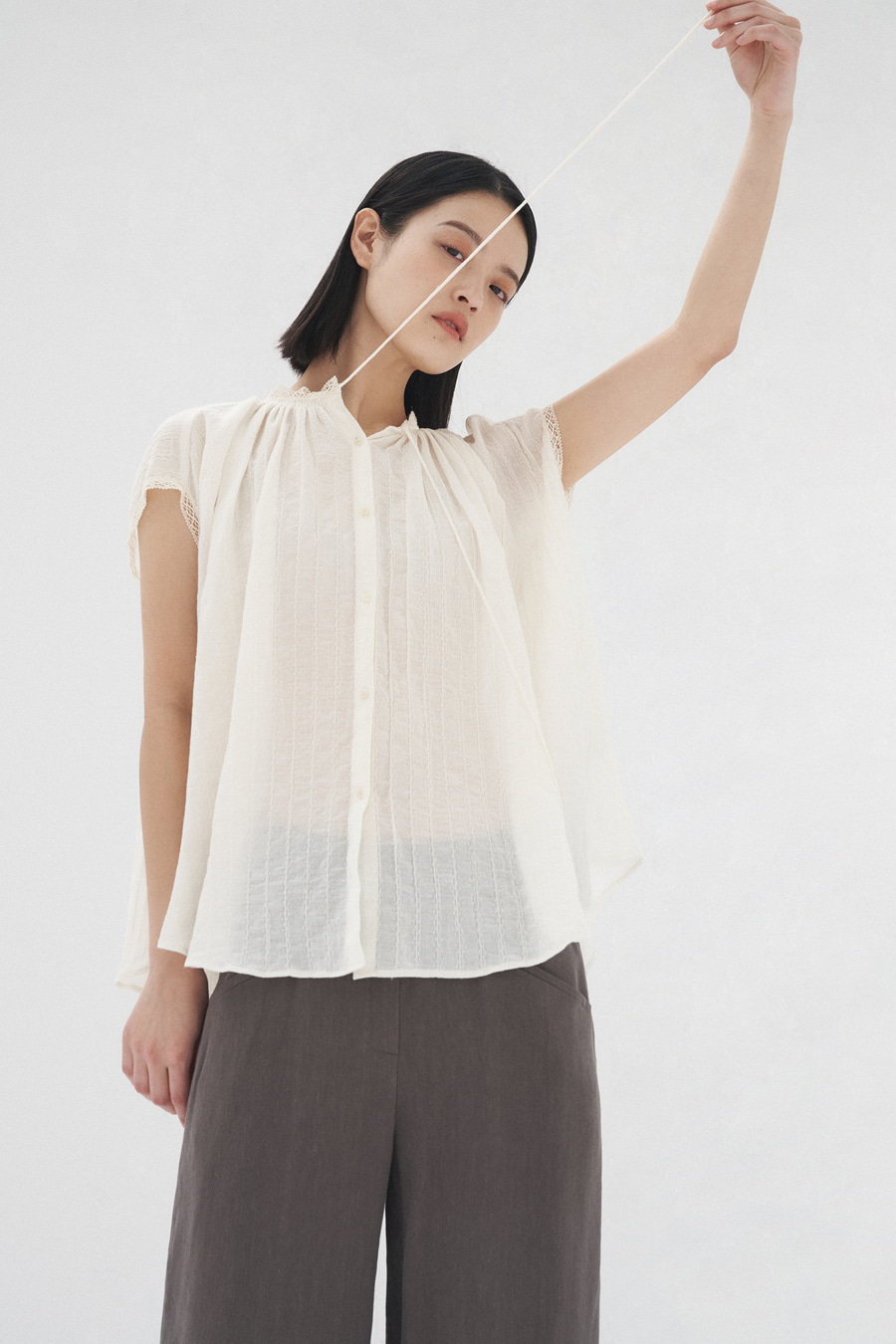 louvre blouse [20SS Season-off 30%]