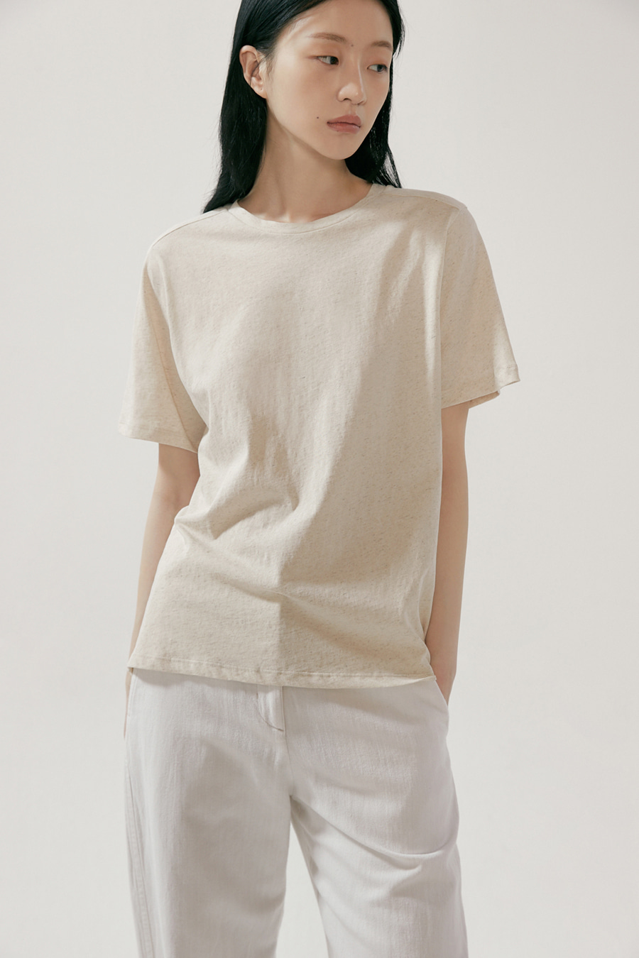 nature cotton tee